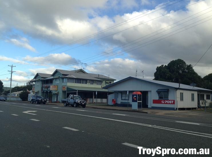 Koumala Main Street Queensland
