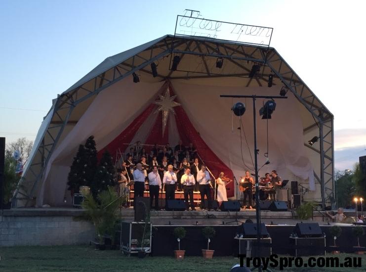 Christmas Concert in Biloela