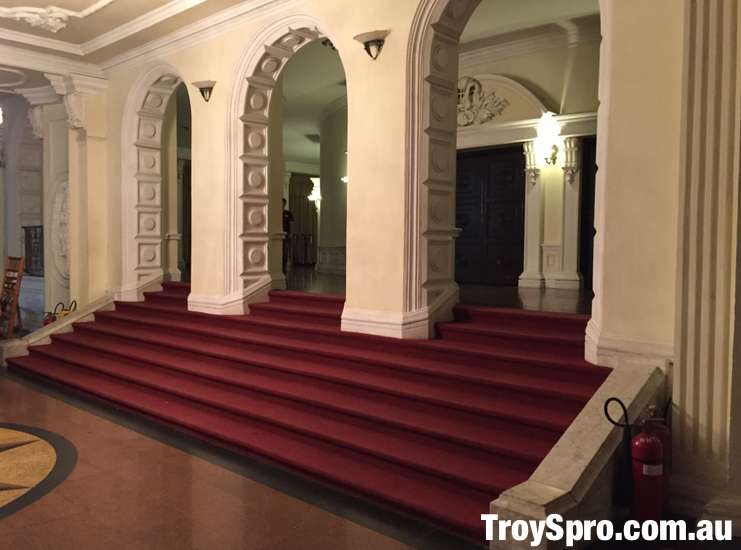 Steps into Saigon Opera House Municipal Theatre A O Show Ho Chi Minh City