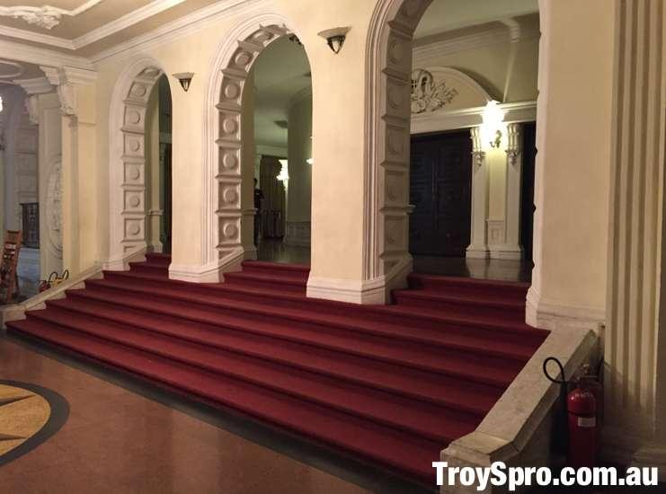 Steps into Saigon Opera House Municipal Theatre A O Show Ho Chi Minh City