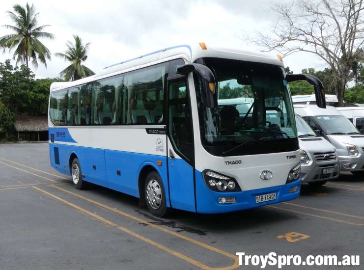 Use a Bus to Save Money Travelling with Kids
