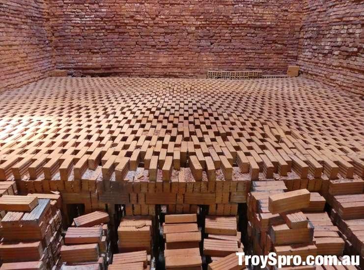 Brick Manufacturing Factory Ben Tre Mekong Delta Discovery Tour Vietnam