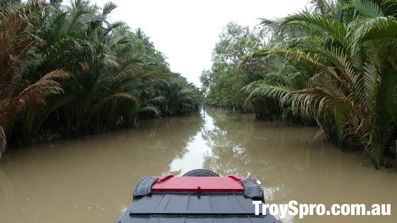 Mekong Delta Tour River Cruise in Vietnam travelling from Ho Chi Minh City Saigon