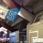 Brisbane International Tennis Sign Gate 5