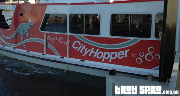 City Hopper Logo
