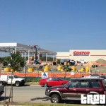 Costco Brisbane Construction