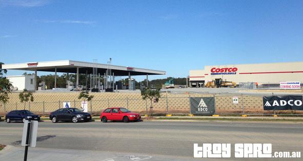 Brisbane Costco Construction