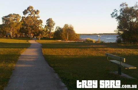 Cottonwood Walk Deception Bay, a great Brisbane walk