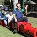 Things to do in Brisbane, Miniature Trains at McPherson Park