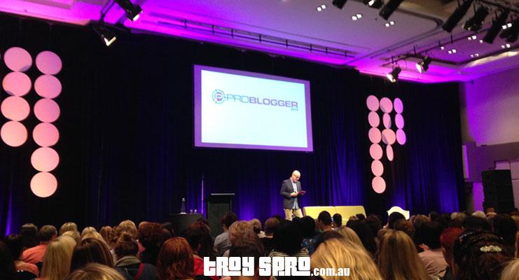 Problogger Event Darren Rowse
