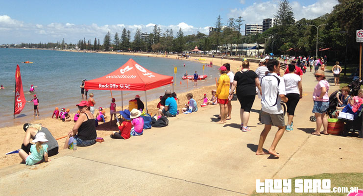 Nippers at Redcliffe SLSC