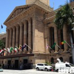 G20 Brisbane King George Square City Hall Building