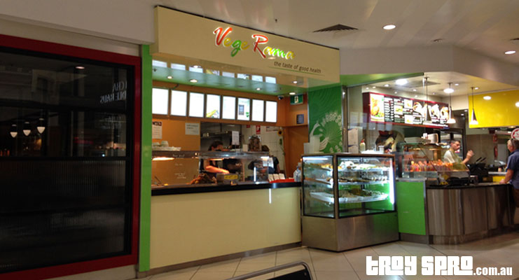 Vege Rama Vegetarian Food in Brisbane City CDB G20
