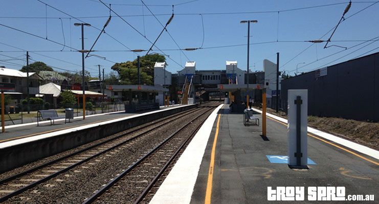G20 Train Travel into Brisbane City