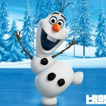 Frozen 2 movie film with Han Solo