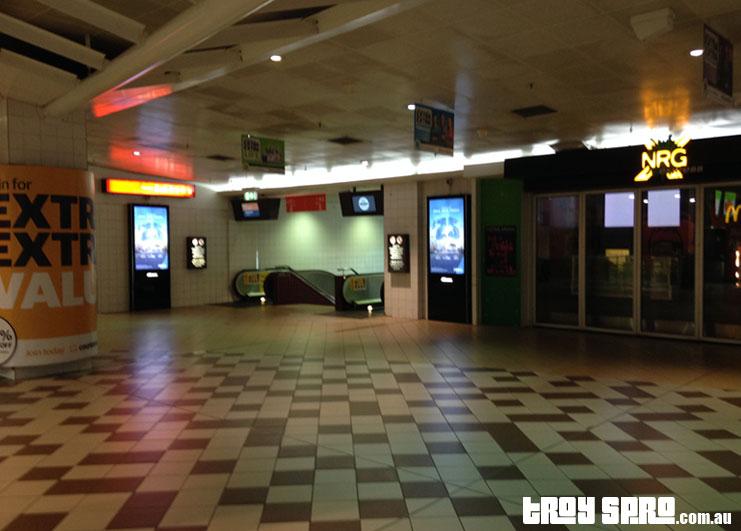 Brisbane Central Station G20 Brisbane