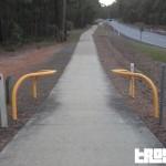 Jinker Track walk at Bunyaville Forest Reserve