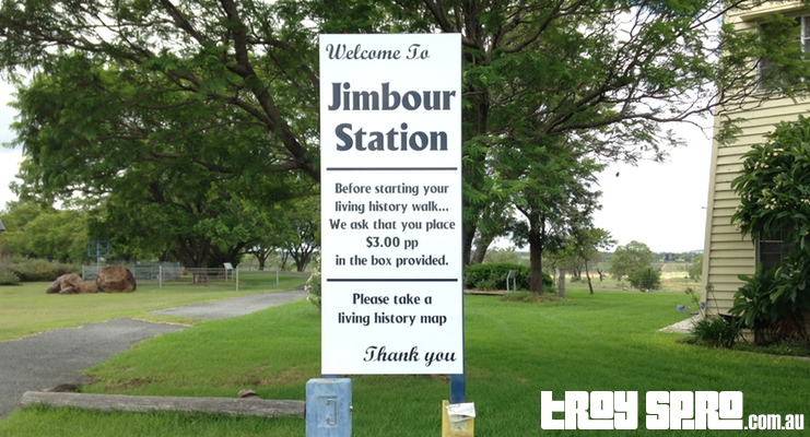 Welcome to Jimbour Station