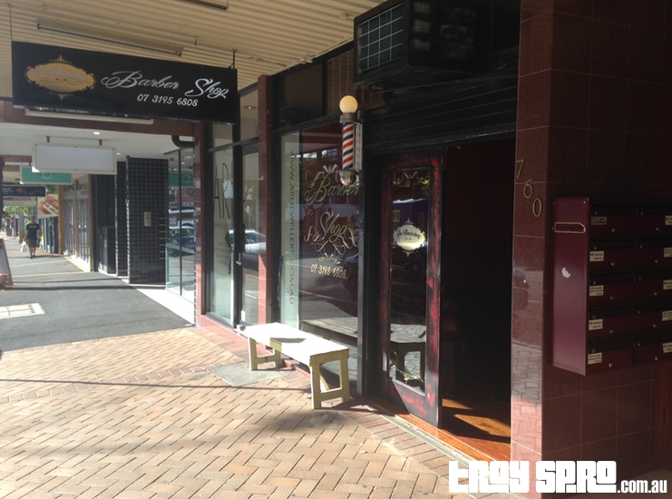 The Moustachery New Farm Barber Shop in New Farm Brisbane