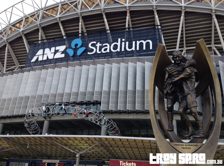 ANZ Stadium Olympic Park Sydney, are Kids Tickets Free?