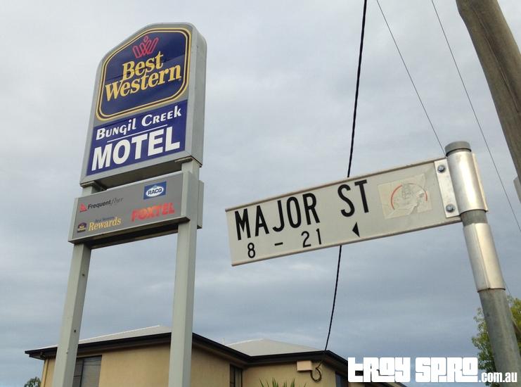 Best Western Bungil Creek Motel in Roma