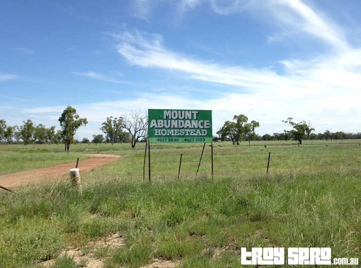 Mount Abundance Homestead Roma Queensland