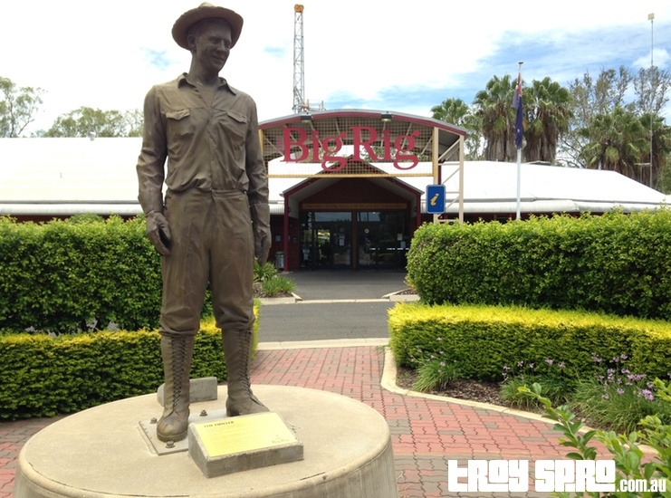 Roma Big Rig Tourist Park Queensland Australia