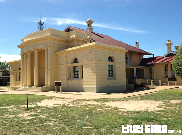 Roma Courthouse Queensland