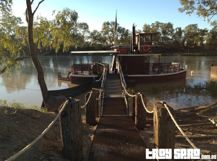 Kinnon and Co Starlights Thomson River Cruise Experience Longreach