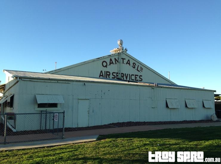 Qantas Founders Museum Original Qantas Hangar Longreach Queensland