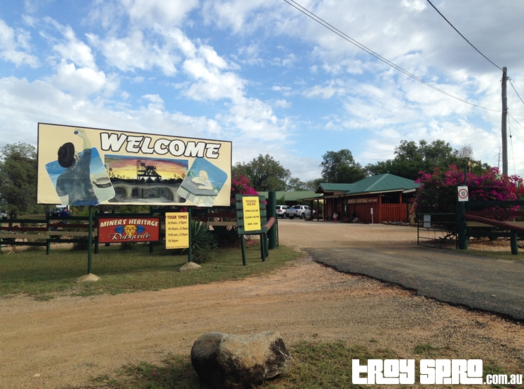 Welcome to Miners Heritage in Rubyvale The Gemfields