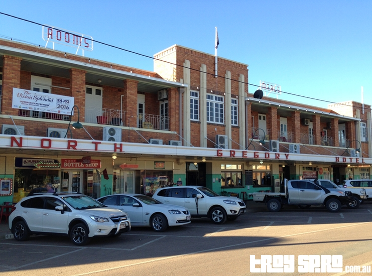 North Gregory Hotel Winton Queensland Accommodation