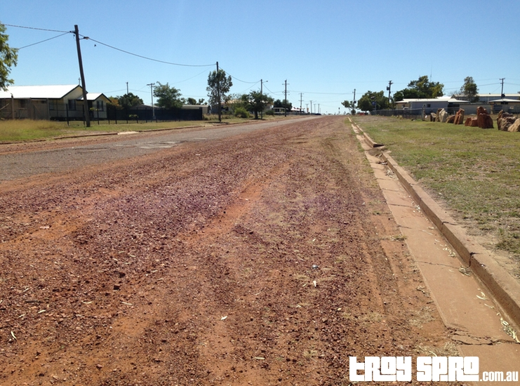 Red Dirt Roads of Camooweal