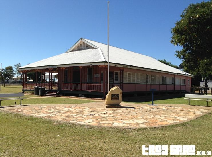 Camooweal Town Hall