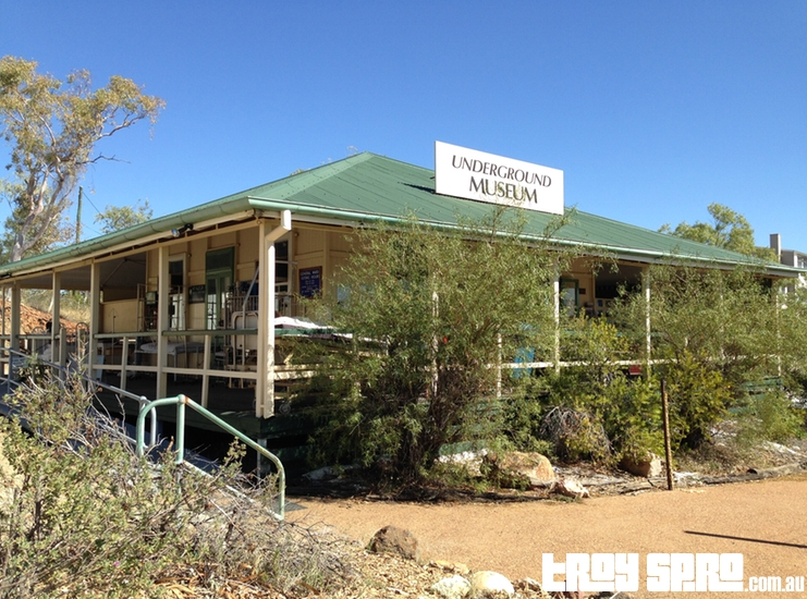 Mount Isa Underground Hospital and Museum