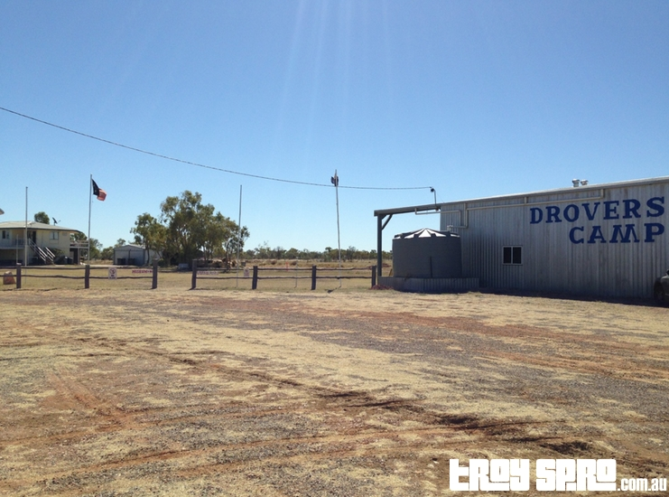 Drovers Camp Camooweal Queensland