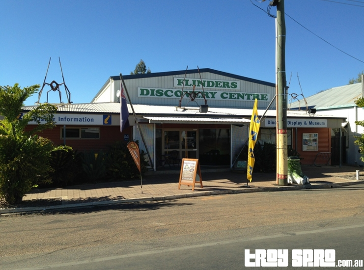 Flinders Discovery Centre Hughenden
