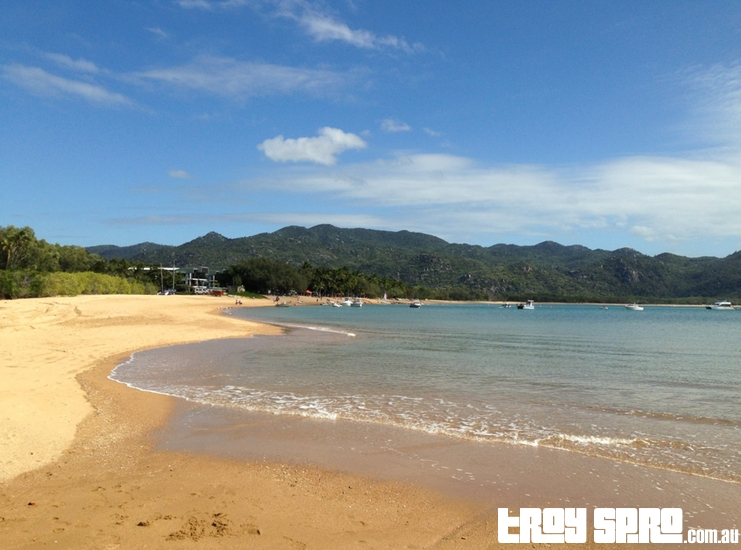 Views of Horseshoe Bay Beach Magnetic Island Townsville